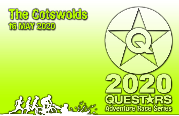 Enter the 2020 Cotswolds Adventure Race online here
