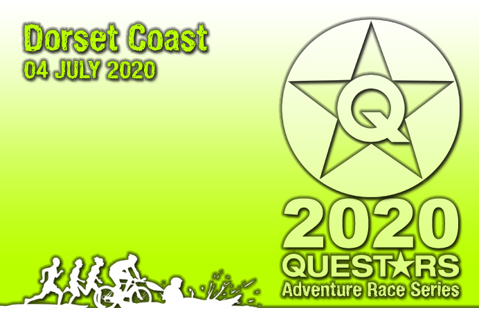 Enter the 2020 Dorset Coast Adventure Race online here