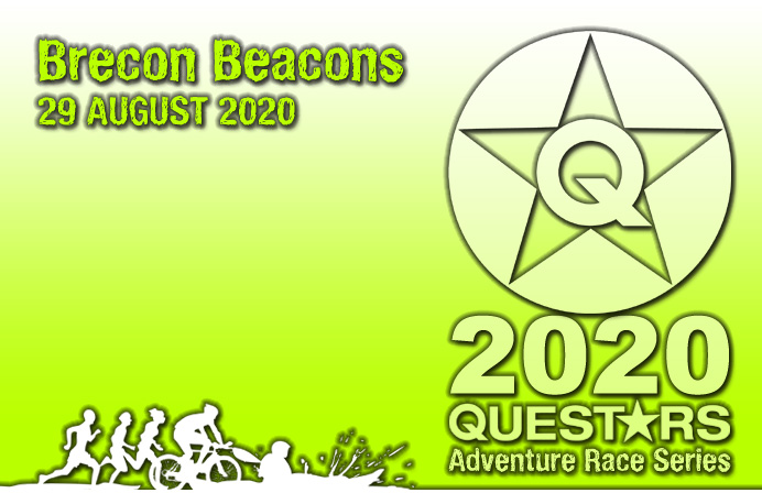 Enter the 2020 Brecon Beacons Adventure Race online here