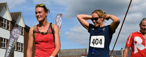 Olympic Rowing Champions, Helen Glover, Heather Stanning, Adventure Race, Team Building Event